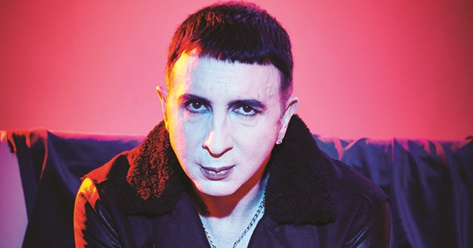 Marc Almond heads to Brum with Jools Holland