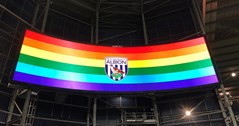 Proud Baggies Rainbow Laces Campaign