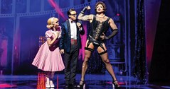 Fantastic, flirty and filthy... The Rocky Horror Show is back in town!