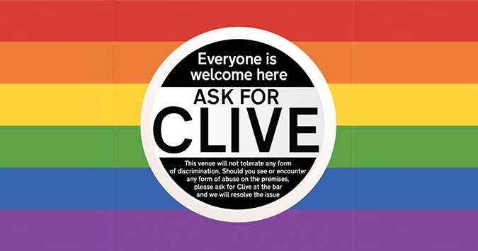 New campaign aiming to tackle homophobia in pubs and venues