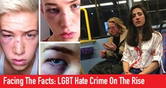 Facing The Facts: LGBT Hate Crime On The Rise