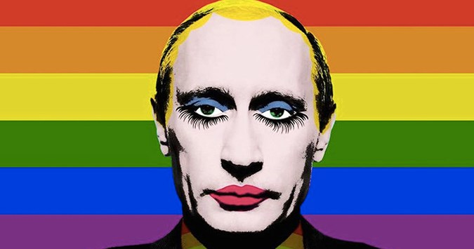 Human Rights court fines Putin's Russia for discriminating against three LGBT groups