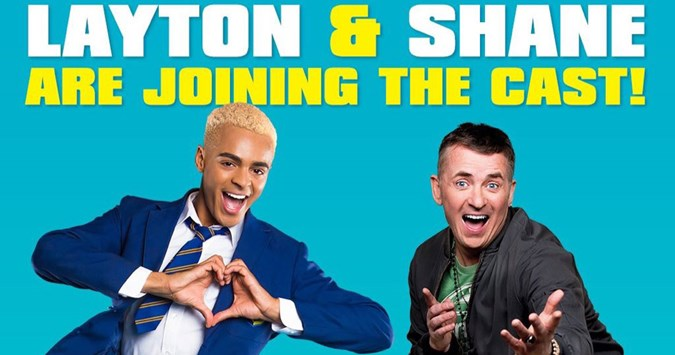 Shane Richie and Layton Williams to star in Everybody's Talking About Jamie UK tour