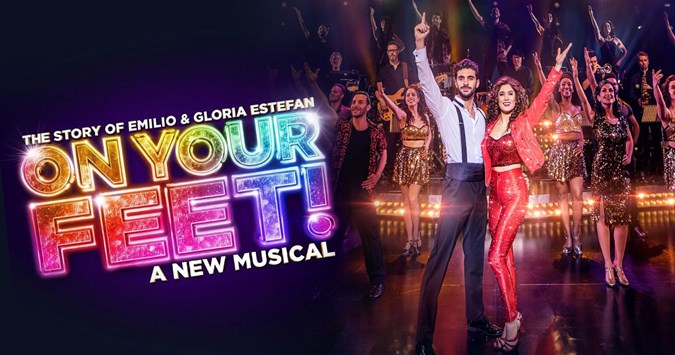 WIN! 2 tickets to On Your Feet!