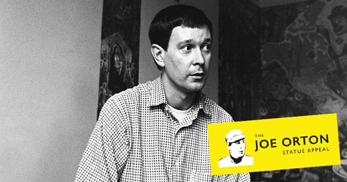 The Joe Orton Statue Appeal: Honouring Leicester gay playwright