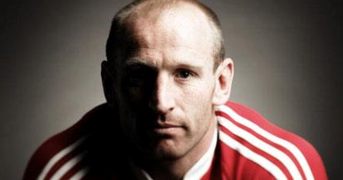 Gay former rugby star Gareth Thomas reveals he's HIV positive