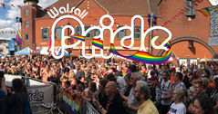 Midlands LGBT community gearing up for tomorrow's Walsall Pride festival
