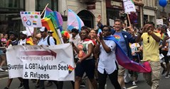 LGBT migrants put 'through hell' by UK's Home Office, claims gay asylum seeker