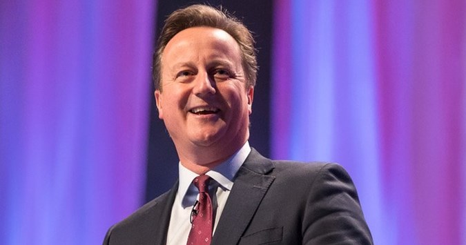 Former PM David Cameron proud to have introduced same-sex marriage in the UK