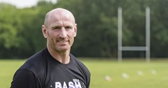 Tabloid threat forced gay ex-rugby star Gareth Thomas to go public about his HIV status