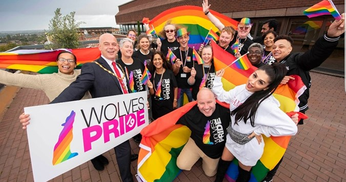 Black Country gets set to party as Wolves Pride returns to the city this weekend