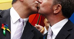 Same-sex marriage legally recognised in Northern Ireland