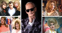 SHOUT it out: Hairspray director and cult icon John Waters in Birmingham tonight