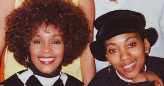 Whitney Houston's best friend confirms she had a physical relationship with the singer