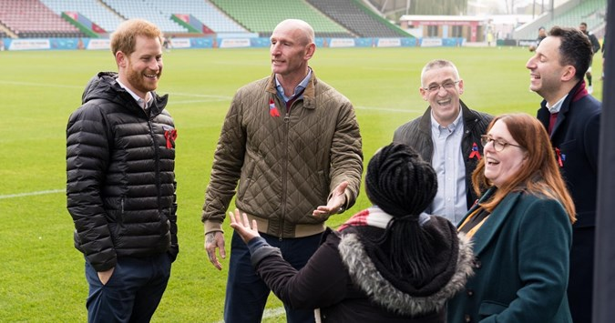 Gay ex-rugby star Gareth Thomas announced as HIV Commissioner