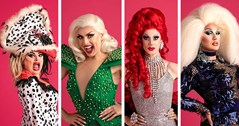 British humour, innuendo and smuttiness - it can only be RuPaul's Drag Race UK!