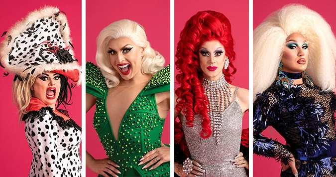 RuPaul's new UK show is certainly no drag