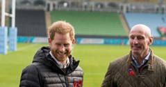 National HIV Testing Week: Duke of Sussex and Gareth Thomas tackle HIV stigma in new film