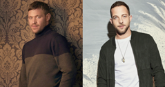 Will Young and James Morrison to co-headline six Forest Live 2020 summer gigs