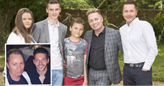 Britain's first gay dads divorcing after 32 years
