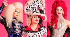 Drag Race UK series finale tonight as top three queens battle it out to win coveted title