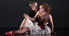 Dance of delight: The Red Shoes walking the walk at Birmingham Hippodrome