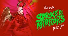 Smoke & Mirrors: Sasha Velour bringing hit show to Birmingham next week