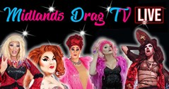 Midlands drag queens join forces to live-stream shows into people's homes