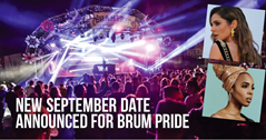 Birmingham Pride postponed until September