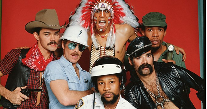 Young man, there's no need to feel down: The Village People's YMCA preserved for posterity