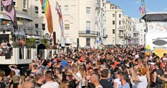 Brighton Pride organisers still hoping the 2020 festival can go ahead despite Covid-19 crisis