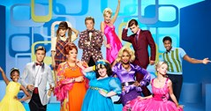 Big hair, big fun: Hit version of Hairspray to be streamed for free from 7pm tonight