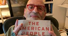 Sir Elton John pays tribute as US playwright and Aids activist Larry Kramer dies aged 84