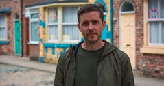 Birmingham-produced show's actor to star as gay Todd Grimshaw in Coronation Street