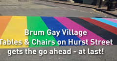 Sense prevails: Birmingham City Council green-lights Hurst Street weekend traffic closure