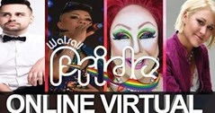 Online entertainment as Walsall Pride goes virtual this bank holiday weekend