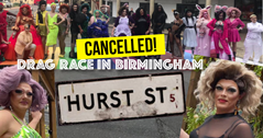 Birmingham's coronavirus battle sees weekend Hurst Street Drag Race event cancelled