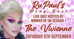 Sashay this way! RuPaul's Drag Race UK winner The Vivienne heading to Birmingham